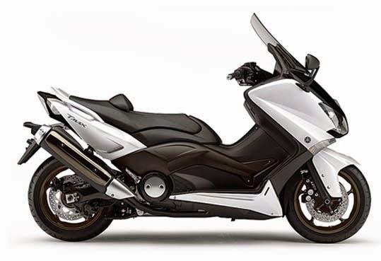 Skutik Yamaha TMAX