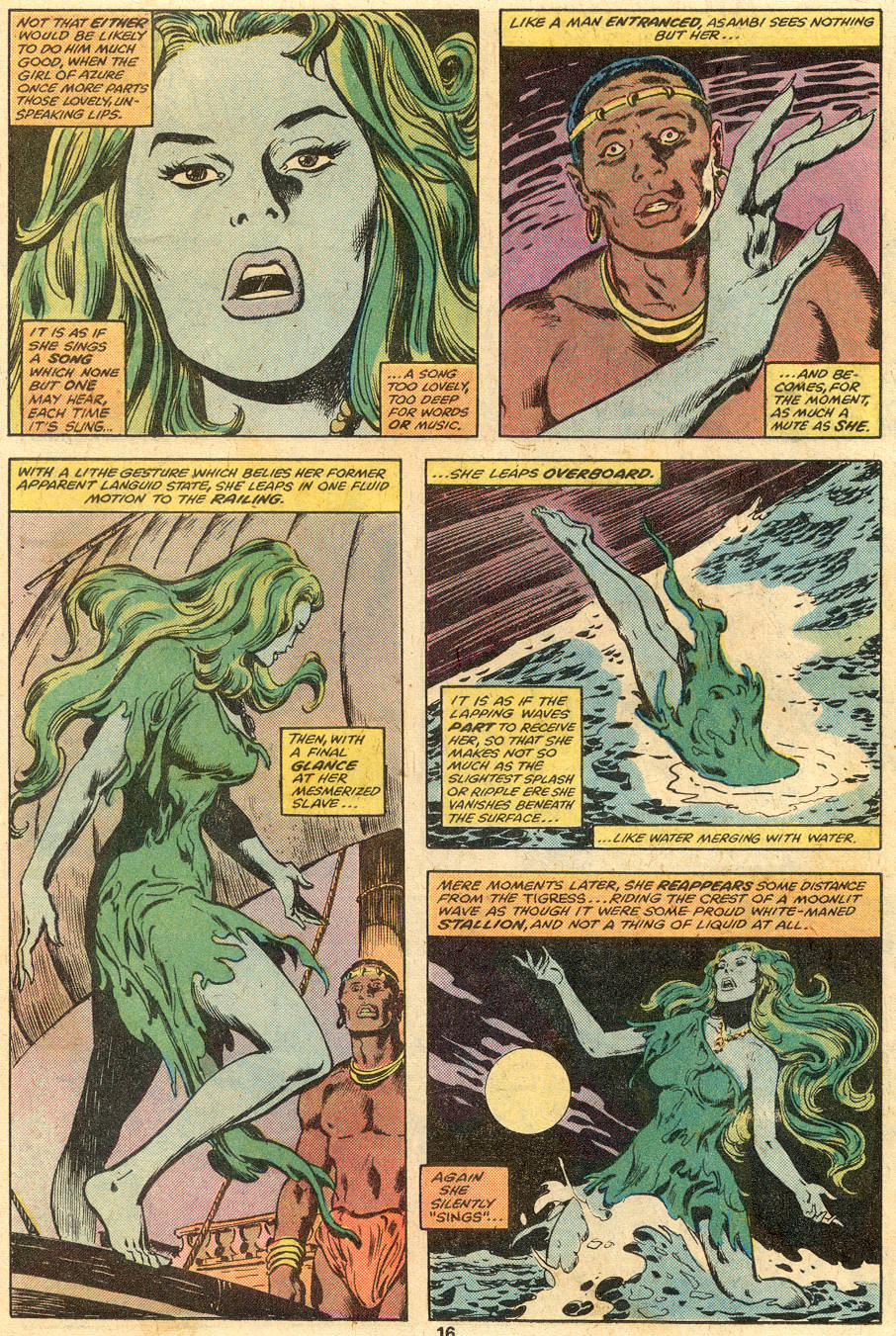 Conan the Barbarian (1970) Issue #98 #110 - English 11