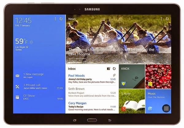 Harga Tablet Terbaru Samsung Galaxy Tab Pro 12.2 LTE