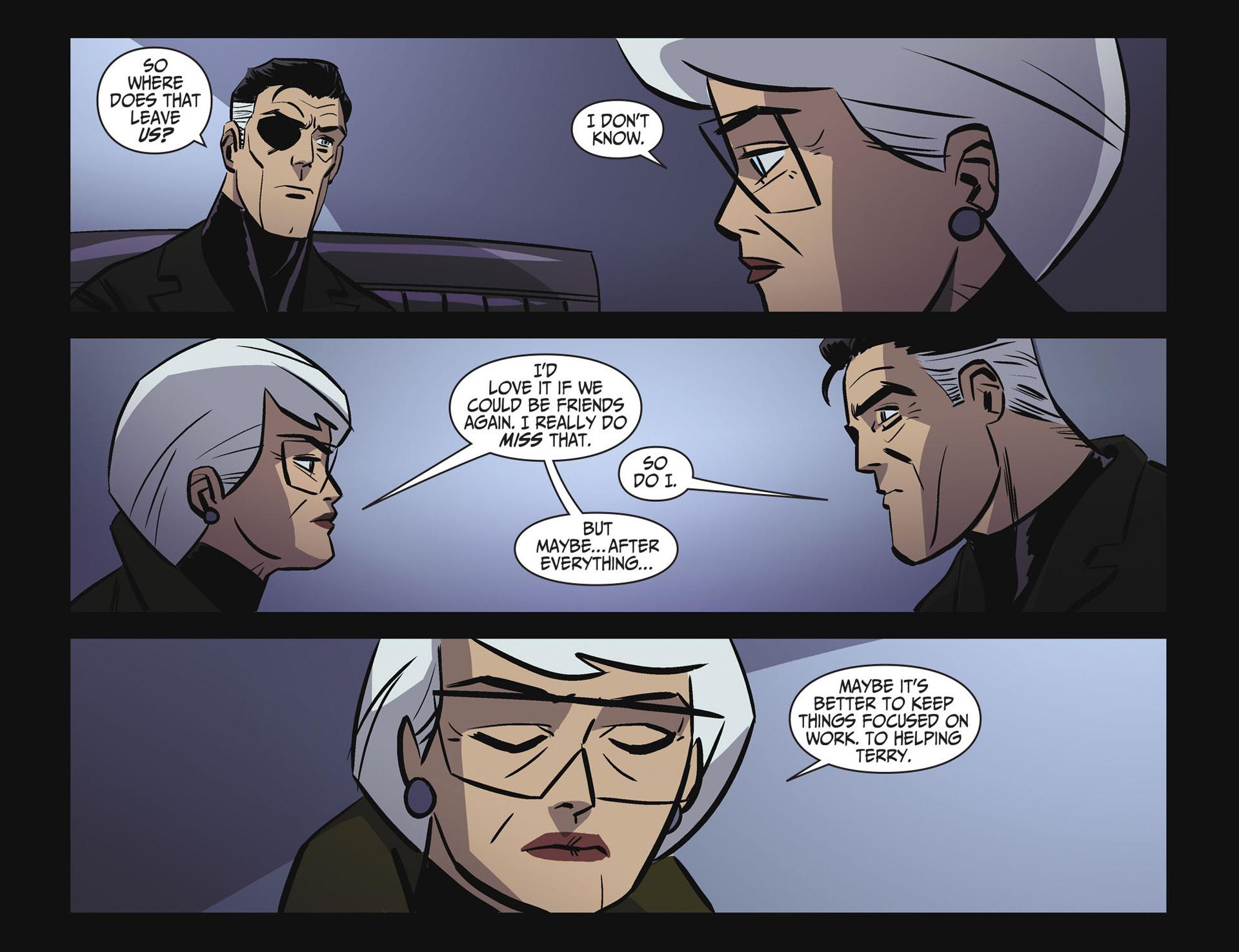 Batman Beyond 2.0 #16 #25 - English 15