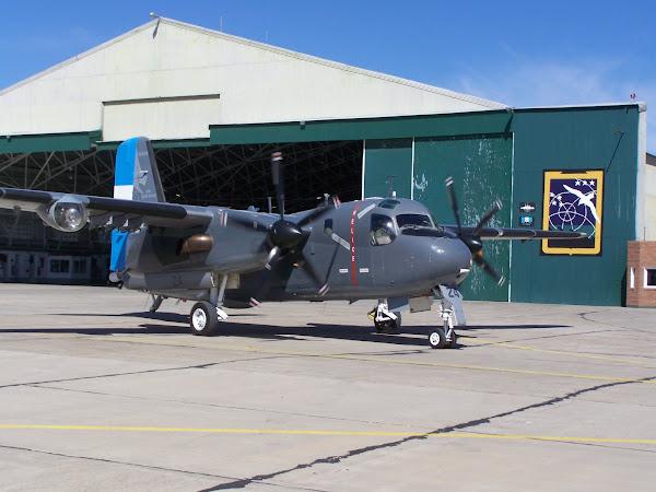 La Aviación Naval Argentina en Chubut
