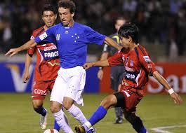 Cruzeiro vs Universitario de Sucre
