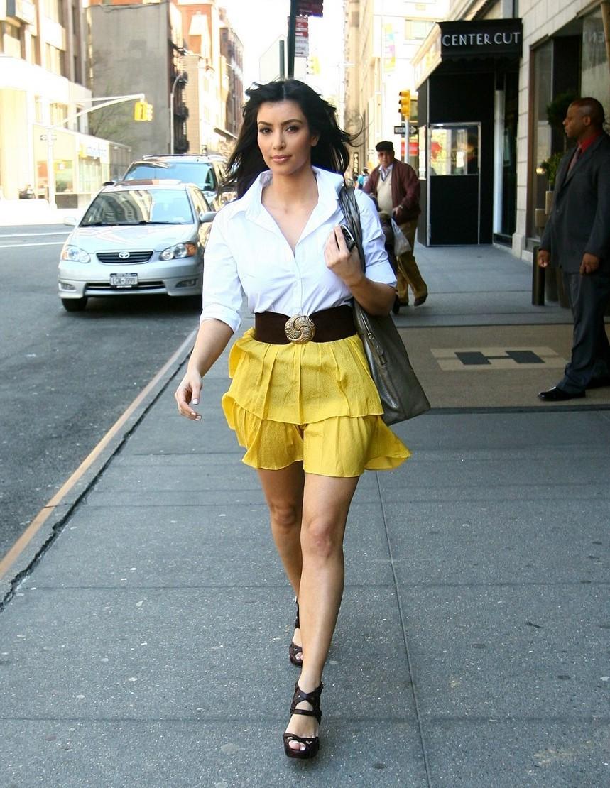 ariena grande look me kim kardashian new style 2013