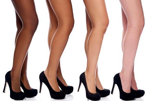 I Tried Kate Middletons Nude Pantyhose Look | Glamour