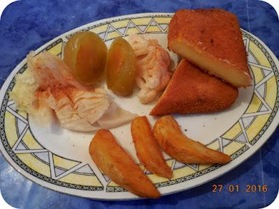 cascaval pane cu muraturi