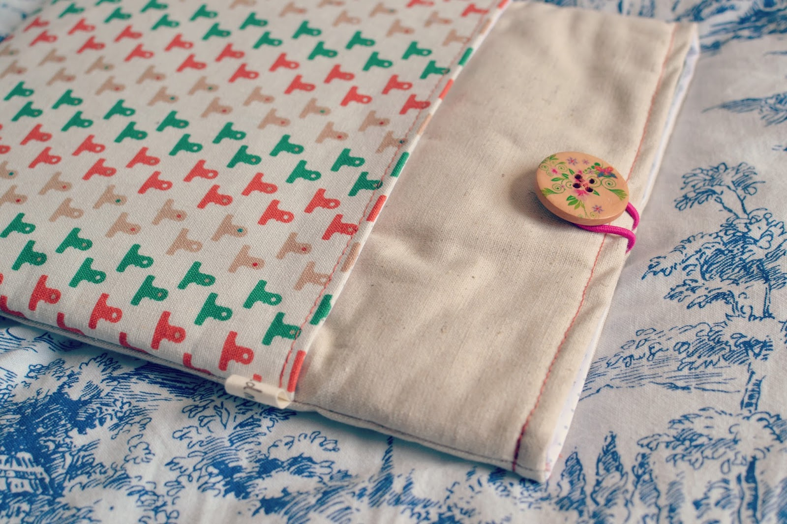 ipad case, clip pattern, ipad, apple
