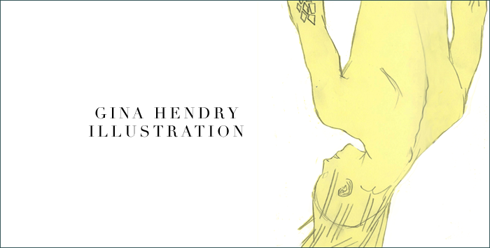 Gina Hendry Illustration