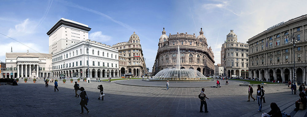 The Most Beautiful Places In The World Genoa Italy The Most Beautiful Places In The World