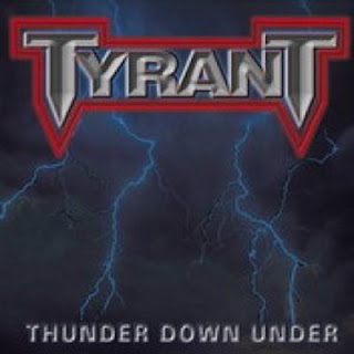 Tyrant - Thunder Down Under (2003)