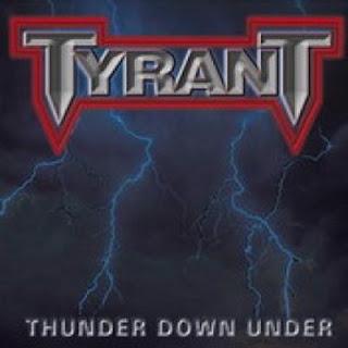 Tyrant - Thunder Down Under (2003)