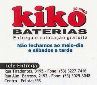 Kiko Baterias