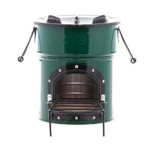 StoveTec Deluxe 1 Door Stove (Wood & Biomass Fuel Options)