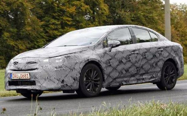 Toyota Avensis Release Date