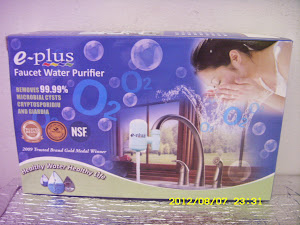E-Plus Ceramic Faucet Water Purifier