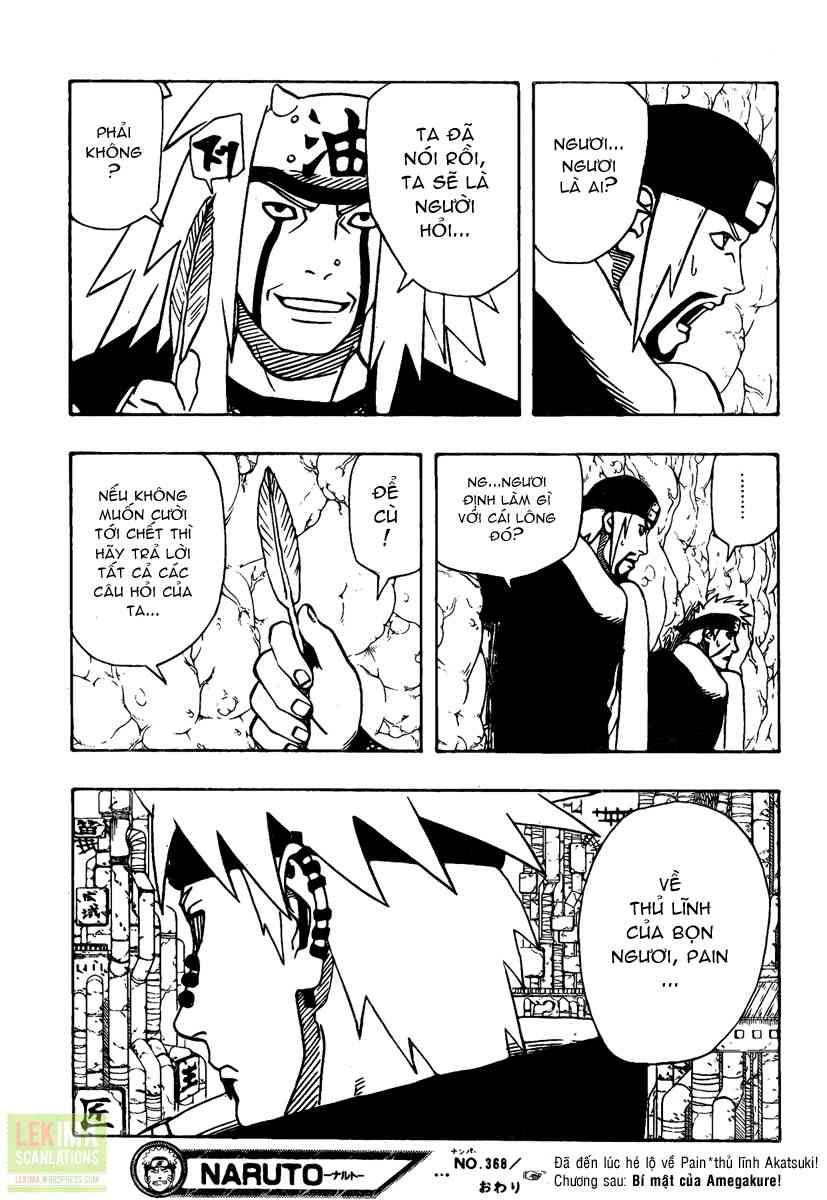 Naruto chap 368 Trang 17 - Mangak.info