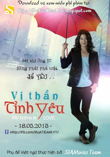 Vi Than Tinh Yeu