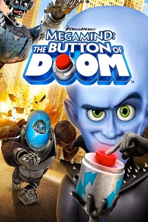 Phát Minh Rắc Rối - Megamind: The Button of Doom - 2011