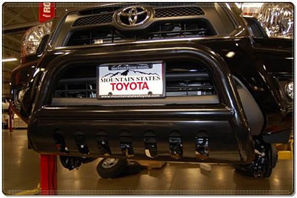 2016 Toyota Tacoma Grill Guard
