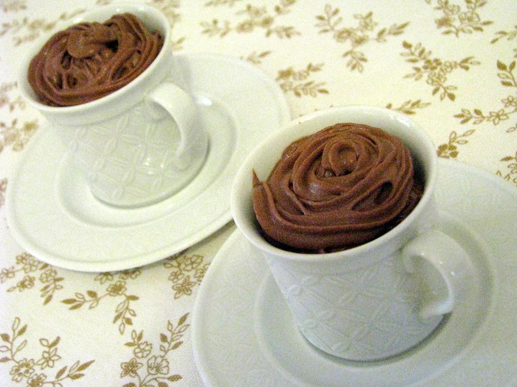 Çikolata Mousse tarifi