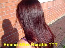Brazilian Keratin Treatment Vs Natural Henna Kanechom