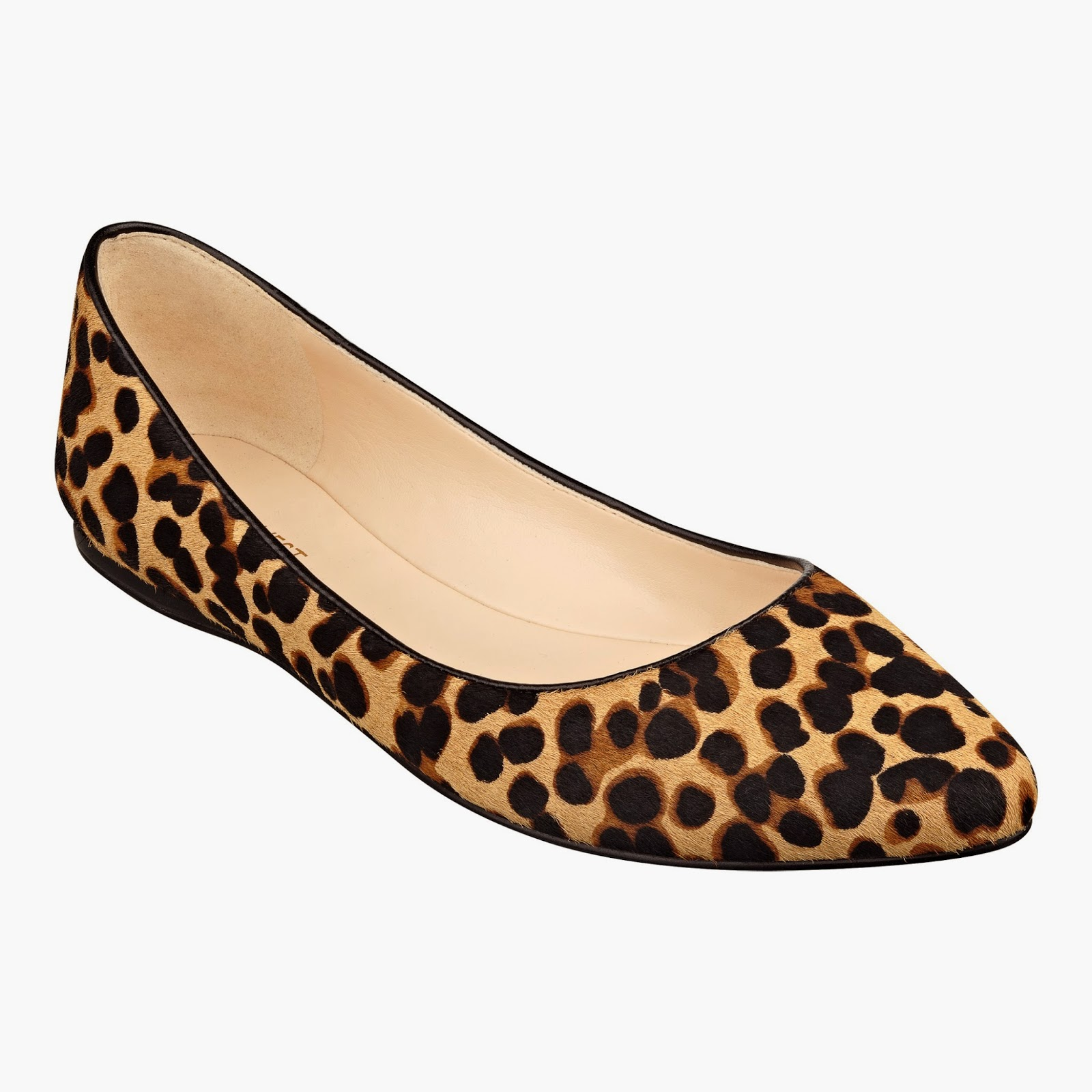 The Tired Girlu0026#39;s Guide To The Good Life Leopard Flats