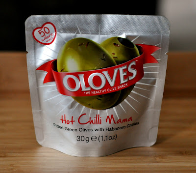 Oloves Hot Chilli Mama Olives - Photo by Taste As You Go