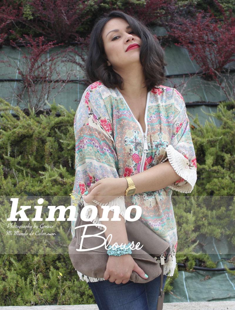 look kimono blouse