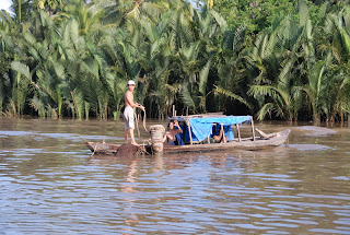Une journée au Delta Mékong 1 journée