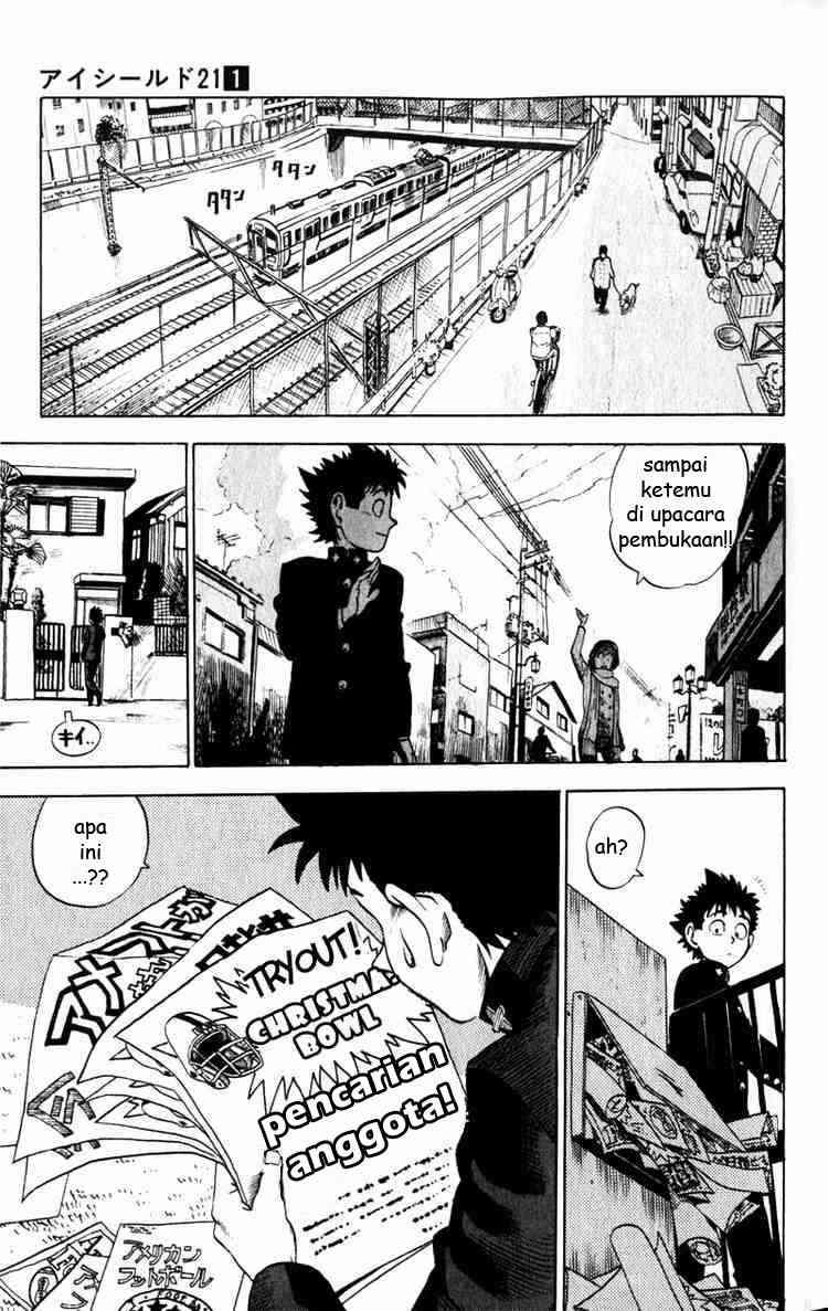 Komik eyeshield 21 001 - seseorang dengan kaki emas 2 Indonesia eyeshield 21 001 - seseorang dengan kaki emas Terbaru 14|Baca Manga Komik Indonesia|