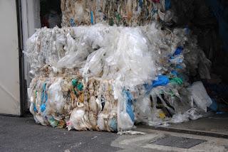 sorted waste