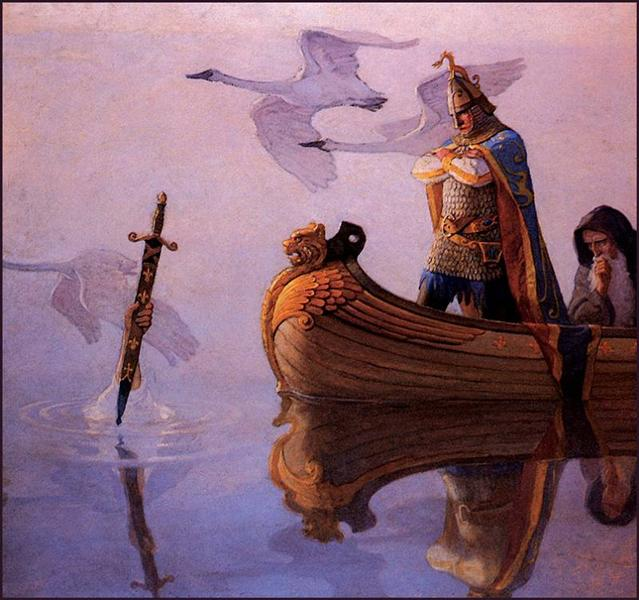 a synopsis of the moat from the once and future king by t h white See a complete list of the characters in the once and future king and in-depth analyses of king arthur, lancelot, and guenever.