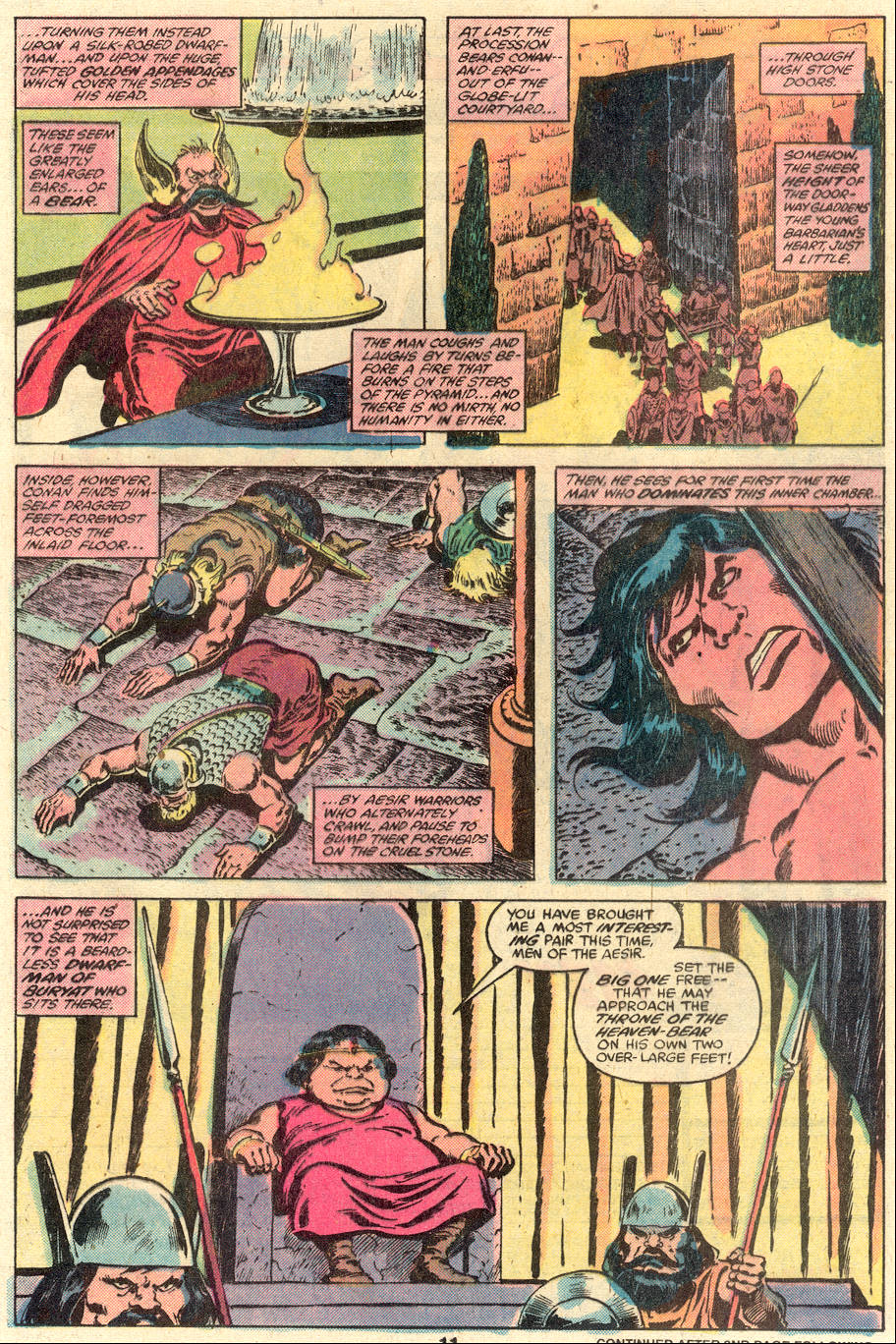 Conan the Barbarian (1970) Issue #110 #122 - English 8