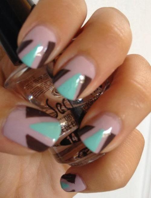 Diy Classy And Attractive Cut Nail Art Design Diy Fashion List