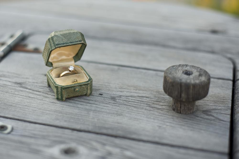 Wooden Wedding Ring Box 51 New antique ring fort edmonton