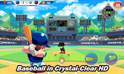 Baseball Superstars® 2012 1.0.1 Apk - game android