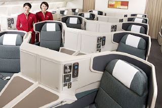 HongHong-Cheap-Business-Class-Airfares-seats