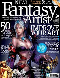 Fantasy Artist Magazine Issue 36 2012
