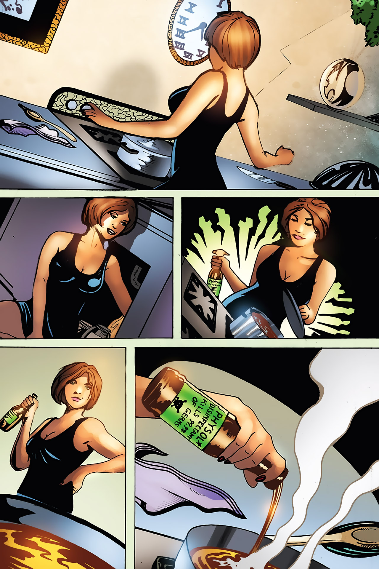 Grimm Fairy Tales (2005) Issue #7 #10 - English 5