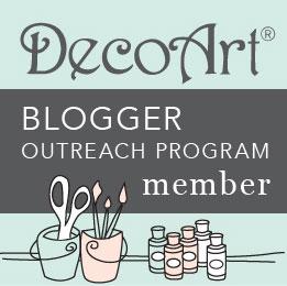 Deco Art Outreach Blogger