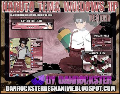 TEMAS de NARUTO PARA WINDOWS XP Y 7 TTTXPP