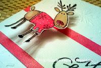 Hero Arts Reindeer