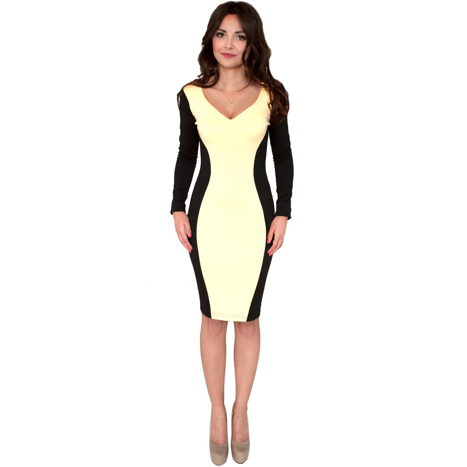 You Can And Save Into Your Computer Ou Just Need To Click The On Image Below Will Get Of Slimming Dress Styles