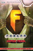 book cover of Fables: Super Team by Bill Willingham