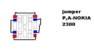 Trik Jumper PA Dan Network Nokia 1100