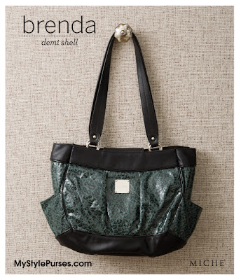 Miche Brenda Demi Shell ~ November 2012 ~ Miche Cherish Winter Catalog