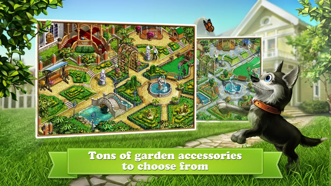 Gardenscapes v1.0.1 [Full/Unlocked]