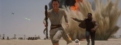 Couverture facebook originale Star Wars 7