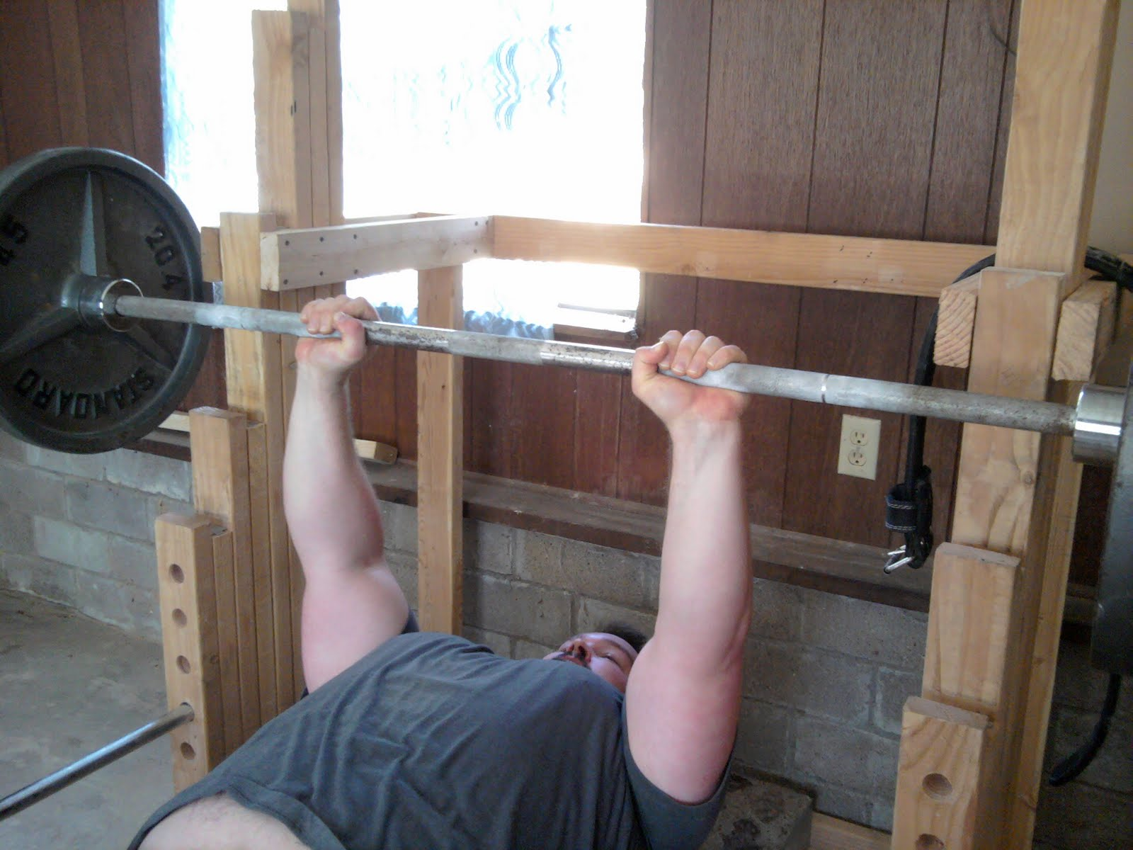 towo access diy workout bench plans