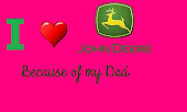 Just a John Deere girl