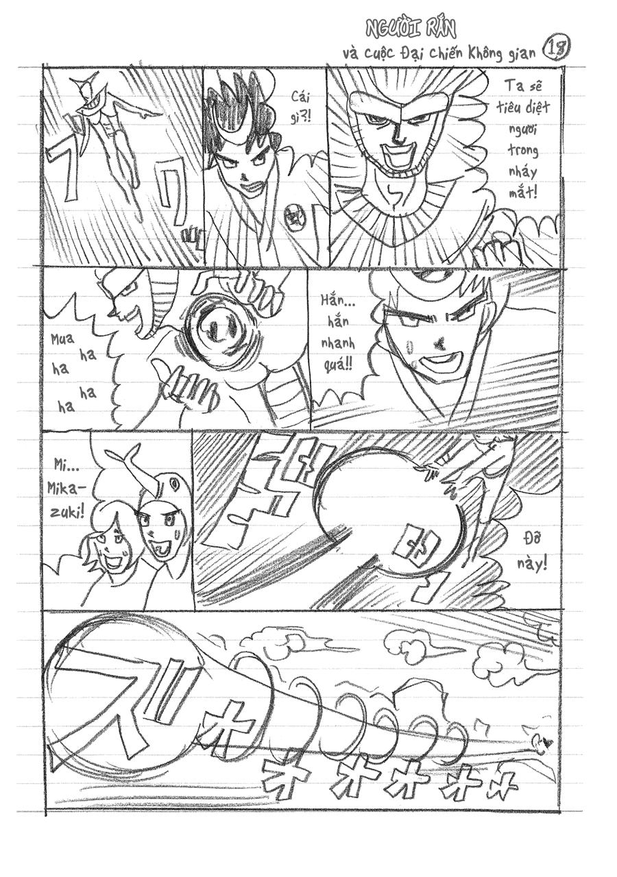 Sekai no Owari to Yoakemae chap 10 - Trang 1